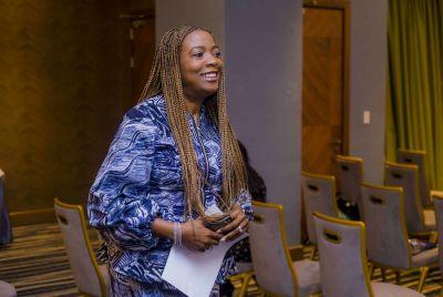Meet the exceptional Ada Irikefe, head of Advisory at Bantu Blockchain Foundation.