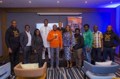 Say cheese! Onsite Bantu team.