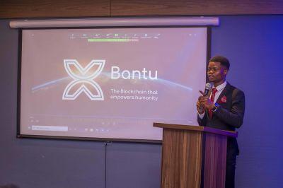Moderator Tony Obiajuru taking us on a smooth ride through the event.