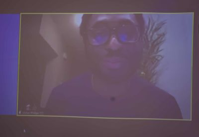 From Canada to the rest of the world, COO Victor Akoma-Philips moderates the Bantu soft launch event virtually.