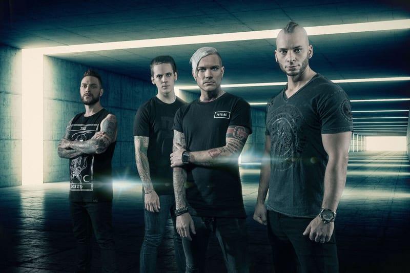 Dead by April droppade skivbolaget - så ska de förändra musikbranschen med egna plattformen