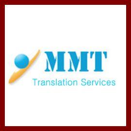 Shanghai MMT Translation Co., Ltd. logo