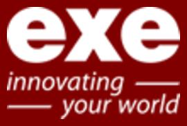 exe, a.s. (Formerly exe, spol. s.r.o.) logo
