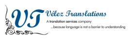 Vélez Translations
