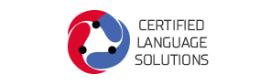 Certified Language Solutions LLC