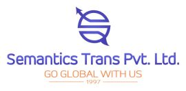 Semantics Trans Pvt. Ltd.
