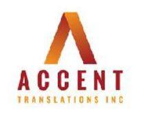 ACCENT TRANSLATIONS INC.