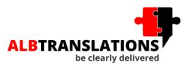 ALB Translations