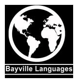 Bayville Languages