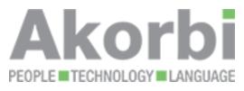 Akorbi / formerly cmtranslations logo