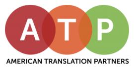 American Translation Partners logo