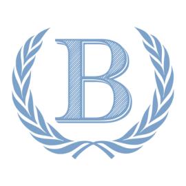 Barbier International / formerly:  Bruce International, Inc. logo