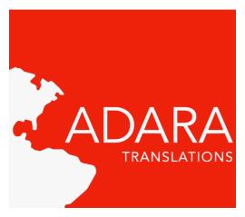 Adara Translations logo