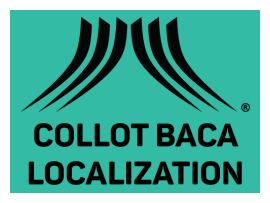 Collot Baca Localization (Formerly Collot Baca Subtitling) logo