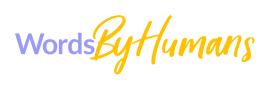 WordsByHumans // Tal - Language Services logo