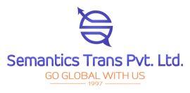 Semantics Trans Pvt. Ltd. / Multi-Linguist logo