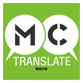 MC Translate / Media Consulta (Malta) logo