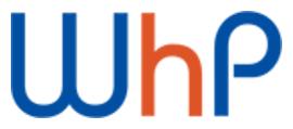 WhP International logo