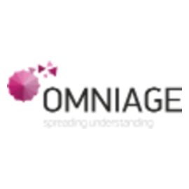 Omniage / formerly: Translation From To Ltd. logo