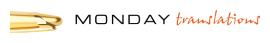 Monday Translations S.L. logo