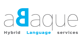 ABAQUE TRADUCTION logo