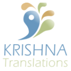 Krishna Translations / Nitin Goyal logo