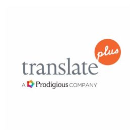 translate plus logo