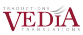 Vedia Translations logo