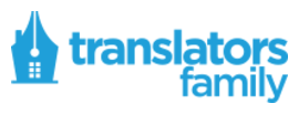 Translators Family  / Oleg Semerikov logo