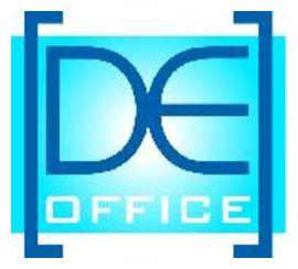 De-Office bvba / Patrick Delespaul  logo
