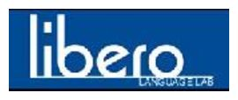 Libero Language Lab logo