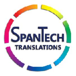 Spantechtranslations logo