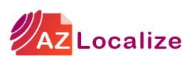 AZ LOCALIZE logo