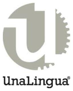 UNALINGUA Sprachen & Technologie GmbH logo