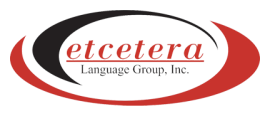 Etcetera Language Group, Inc. / etcetera translations ( ETC ) logo