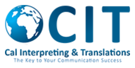 CIT / Cal Interpreting & Translations logo