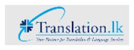 TRANSLATION.LK (PVT) Ltd. logo