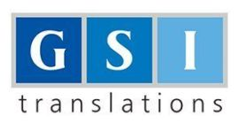 GSI Translations / previously: Accurate Translators  logo