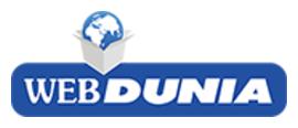 Webdunia logo