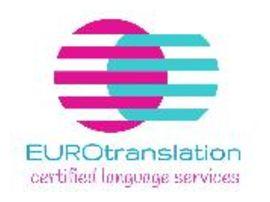 Eurotranslation s.r.o. logo