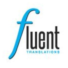 Fluent Translations logo