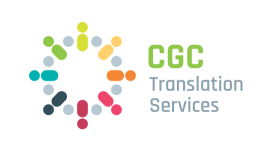 CGC Translation Services logo