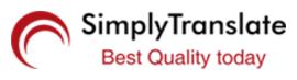 Simplytranslate logo