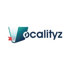 Vocalityz for Translation Services logo