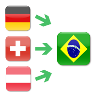 translation from German into Brazilian Portuguese