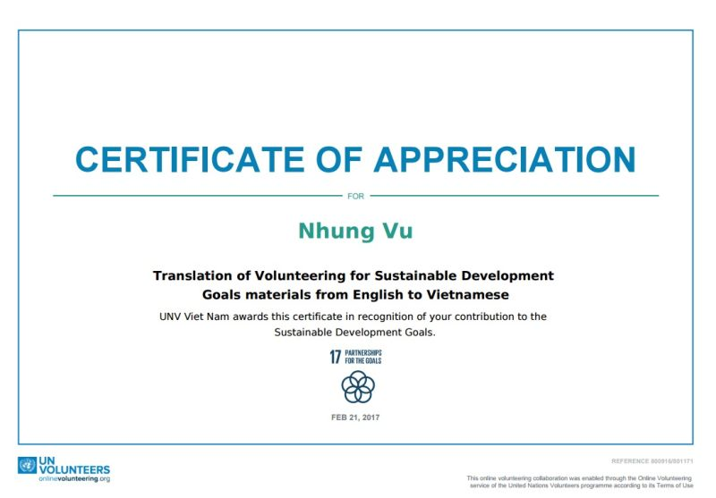 english vietnamese qualified translator