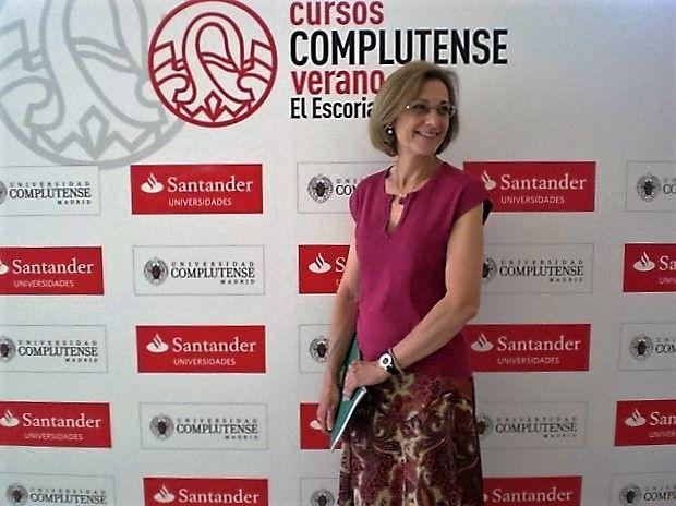 Sofia_Cursos Verano Escorial
