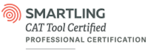 Smartling CAT Tool Certification