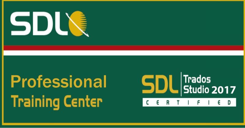 Professional Training Center 2017