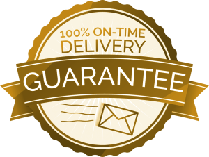 On-time Delivery Guarantee